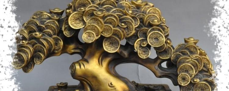 Талисманы богатства и привлечения удачи — купить или сделать своими руками