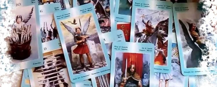 Таро Ангелов Хранителей и Таро Темных Ангелов — значение и толкование карт