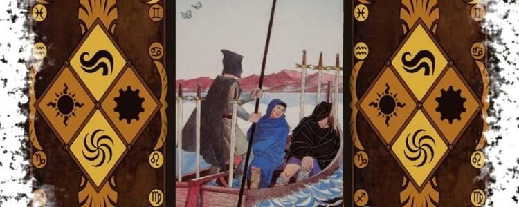 6 Мечей Таро — значение и сочетание карты в отношениях