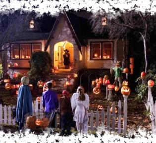Ритуалы и обряды на Хэллоуин для взрослых и детей