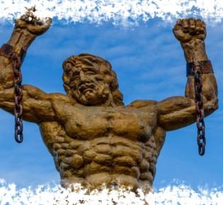 Тарх Даждьбог Перунович — славянский бог Великой Мудрости