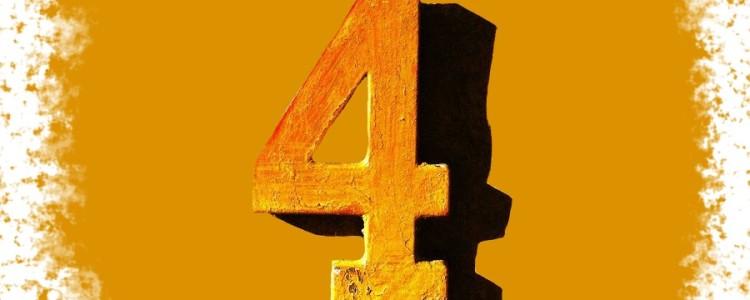 Число 4 в нумерологии — его значение и влияние на судьбу человека