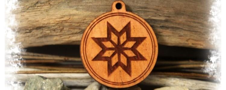 Славянский оберег Алатырь — значение символа в магии