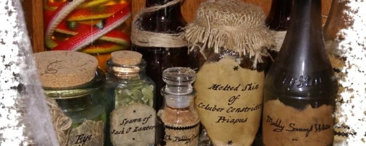 Ведьмина бутылка — колдовской оберег своими руками на все случаи жизни