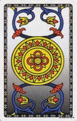 марсельское таро рисунки и значения карт