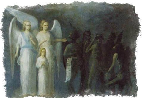 мытарство души девять дней после смерти