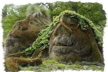 Каменный тролль - Легенда про троллей
