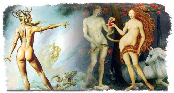 первая жена адама лилит из библии