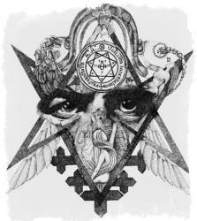 алистер кроули сатанист