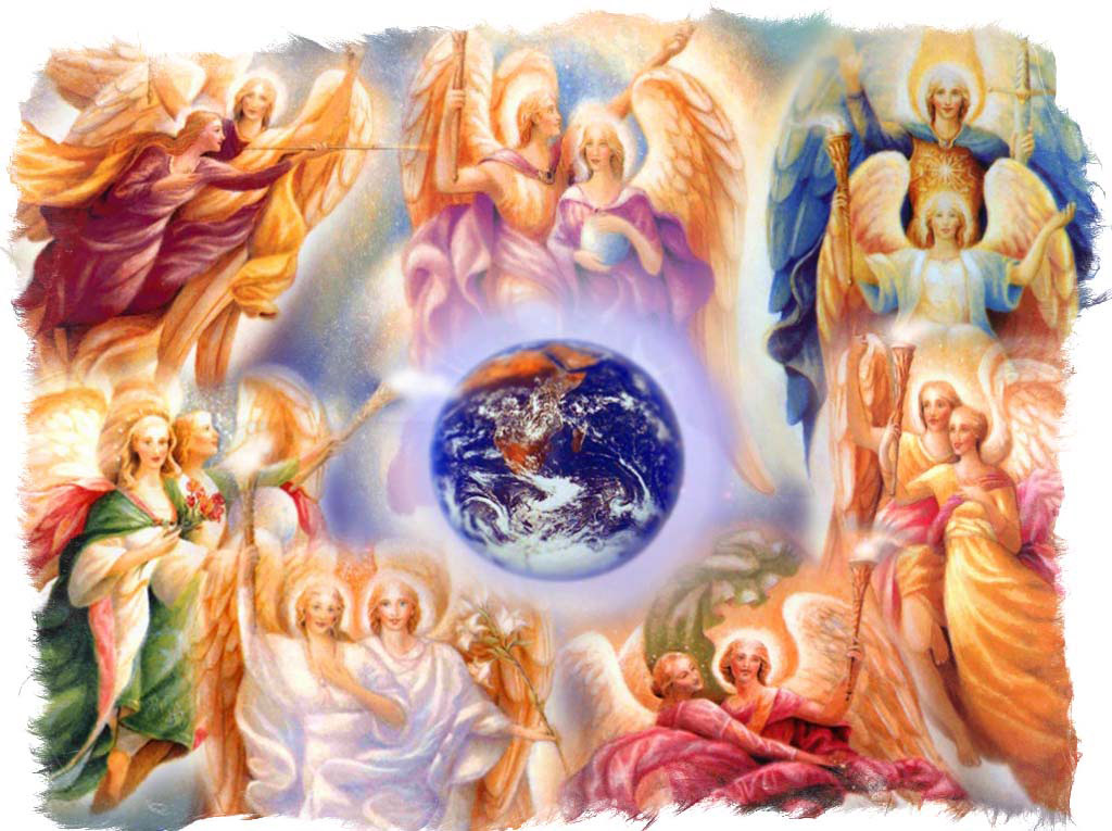 Кто такие ангелы и архангелы