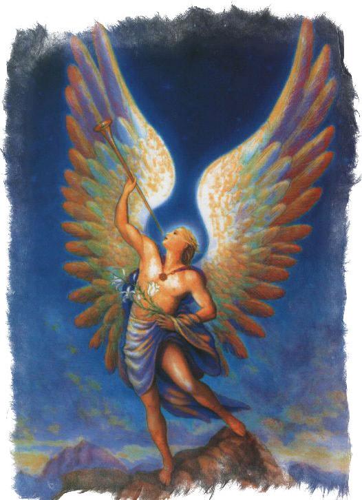 Святой Архангел Гавриил в иудаизме