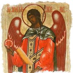 святой архангел гавриил - почитание защитника рода человеческого