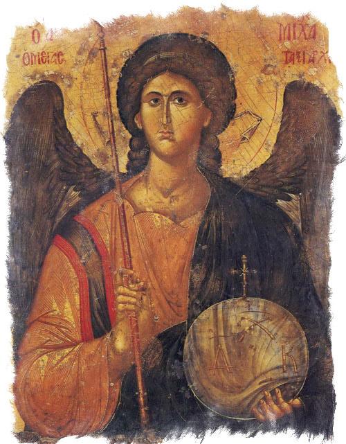 Архангел Михаил в разных религиях
