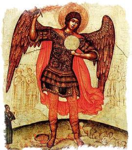 Архангел Михаил покровитель - чудо в Новгороде