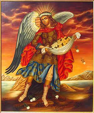молитва архангелу варахиилу