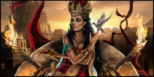 Богиня Астарта - олицетворение женского начала