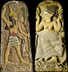 Астарта и Ваал в финикийских традициях