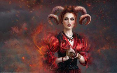Демоница Астарта — путь от верховной богини к олицетворению зла