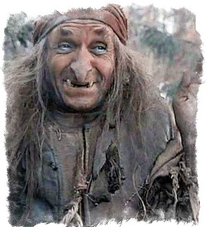 баба яга в славянской мифологии - Баба Яга в исполнении Георгия Миллера