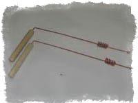 биолокационные рамки своими руками с подвижным резонатором (медь)