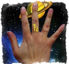 хиромантия пальцы