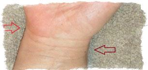 линии браслеты на запястье в хиромантии