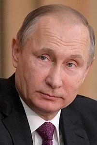 В. В. Путин (7 октября 1952)