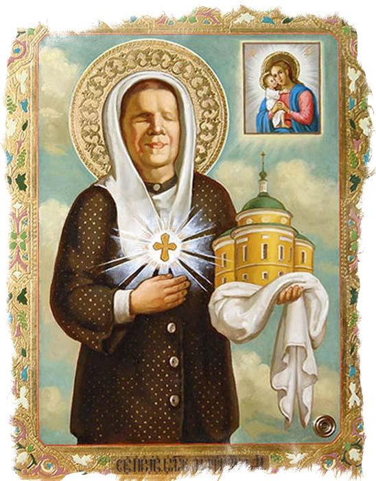 чудеса святой матроны московской