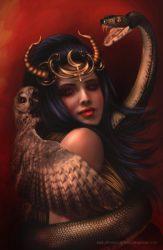 богиня лилит