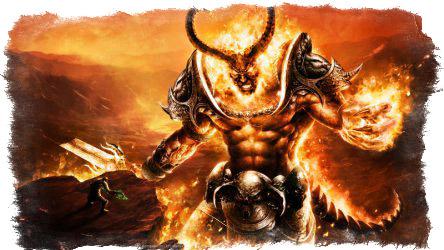 классическая демонология - Огненные демоны