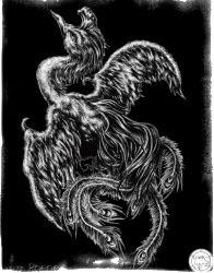 Демоны гоэтии - Маркиз Фенекс