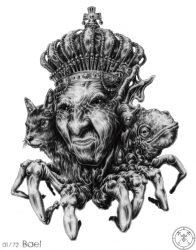 72 демона Гоэтии - Ваал