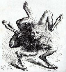 72 демона Гоэтии - Губернатор Буер