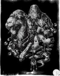 Демоны гоэтии - Герцог Увалл