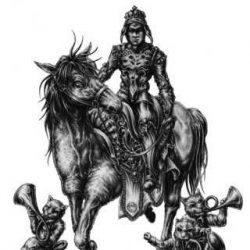 72 демона Гоэтии - Король Белет