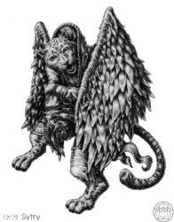 72 демона Гоэтии - Принц Ситри