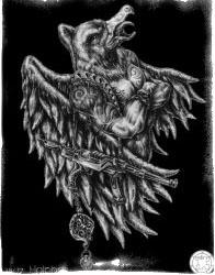 Демоны гоэтии - Граф Халфас