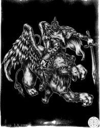 Демоны гоэтии - Граф и Герцог Мурмур
