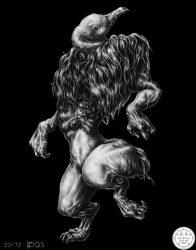 72 демона Гоэтии - Принц и Граф Ипос