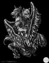 72 демона Гоэтии - Маркиз Набериус