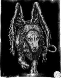 Демоны гоэтии - Маркиз Ориакс