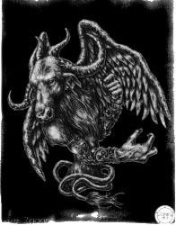 Демоны гоэтии - Король и губернатор Заган