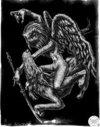 Демоны гоэтии - Маркиз Андрас
