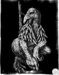 Демоны гоэтии - Губернатор Малфас