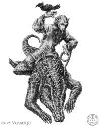 72 демона Гоэтии - Вассаго