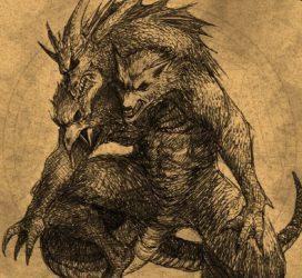 72 демона Гоэтии - Герцог Буне