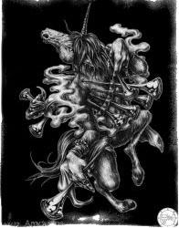 Демоны гоэтии - Герцог Амдумсиас