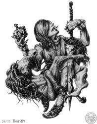 72 демона Гоэтии - Герцог Берит