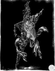 Демоны гоэтии - Маркиз Декарабиа