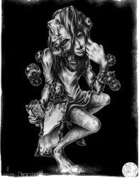 Демоны гоэтии - Герцог Данталион